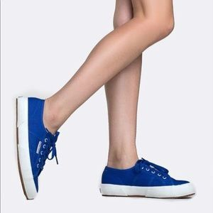 Superga Cotu Royal Blue Sneakers